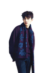 D.O (EXO) [PNG Render] by ByMadHatter