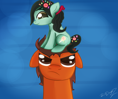 wreck it ralph Ponified by ROXDragonz