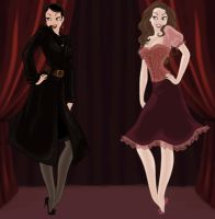 The Showgirl and the Detective by Shirekat