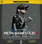 Metal Gear Solid Ground Zeroes (Updated) - ICON by IvanCEs