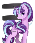 Starlight Glimmer by chocolateponi