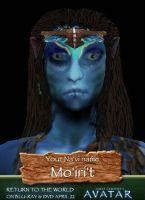 Mah Na'Vi self by Sonyie