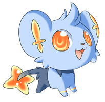 Shinx by Pace-Eterna