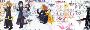 Kingdom Hearts 358/2 Days by JoJoAsakura