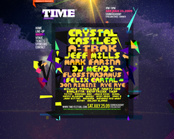 time festival by Koston101