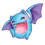 Golbat by Clinkorz