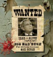 wanted by funkwood