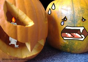 HAPPY HALLOWEEN by deadlyblack