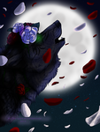 Moons child (With speedpaint) by KingApollo