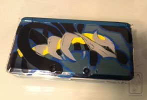 Giratina 3DS Customization number 2 by UmbreoNoctie