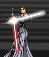 Darth Belle - Sith Princess by JosephB222