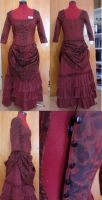 Clara (Doctor Who) dress by CheshireCat1
