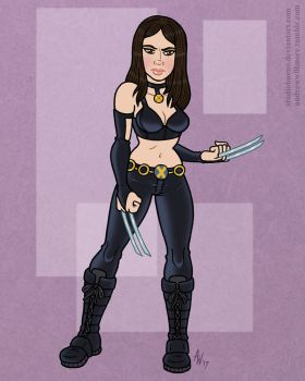 X-23 by StudioBueno