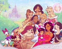 Mini Nova Disney Birthday by Heinonen