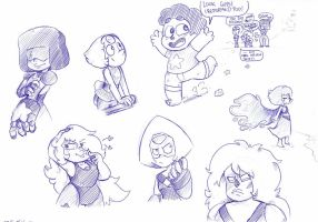 All Dem Gems by LeniProduction