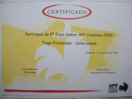 certificado 2004 by SUPERTIAGOF