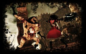 Alice Madness Returns-Duel WP by Cerberus071984