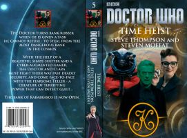 Doctor Who - Time Heist by DrWho50thAnniversary