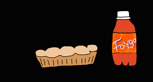pie and faygo by cutie193