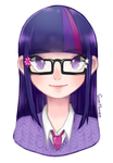 My Little Pony Twilight Sparkle by gomhoren
