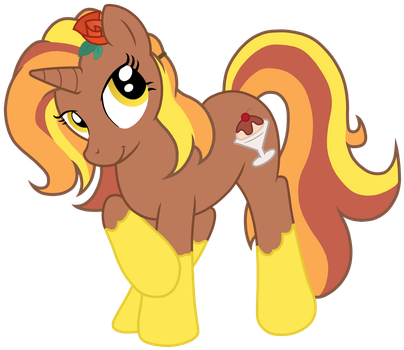 Butterscotch Sundae hi-res by Buttersc0tchSundae