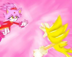 One Hour Sonic 004- Rasin' Me Up by silvah-princess