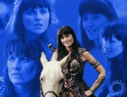 Xena by Silvermoonlight