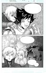 God`s World ~Manga Page~ by spiritualfeel