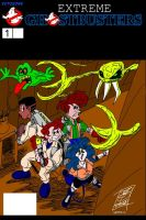 Extreme Ghostbusters No.1 by Ectozone