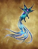 Endless Realms bestiary - Carbuncle by jocarra