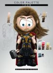 MAYKSOM'S NICKS: THOR by Mayksom