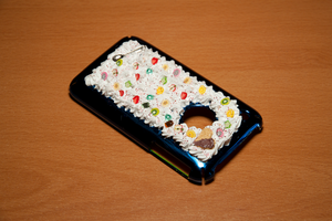 Clay Whipcream Iphonecase by Fireya-chan