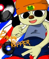 Parappa The Rapper by Midoiiro