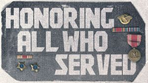Honoring all who served, vet by Dustinaddair