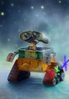 Wall- E by Azot2014