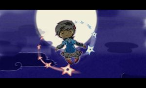 Gravity night by Steam-maiden