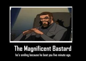 The Magnificent Bastard by Chaser1992