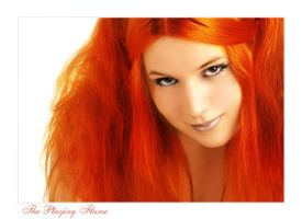 The Playing Flame by Erni009