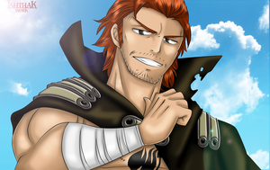 Gildarts Clive by Ishthak