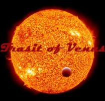 Transit of Venus by gethro92