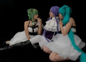 Vocaloid: So close. by jyudaime