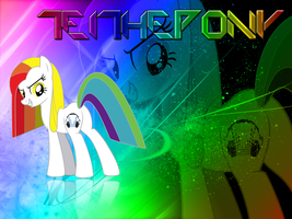 Tei The Pony WallPaper by TagTeamCast