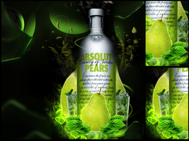 Absolut Pears by rms-design