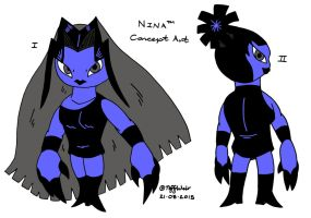 Nina Concept 1 by trinityweiss