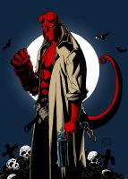 Hellboy Redux by avix