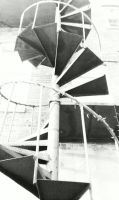 Take the Spiral Stairs on up by capturedpoetry