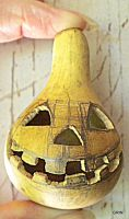 Grinning Gourd Rough by tarpalsfan