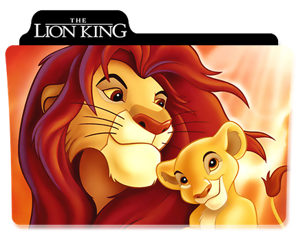 The Lion King 2 Folder by TheMustang24