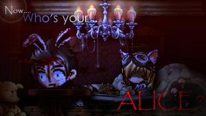 Now Who's your Alice? by LonerFishx