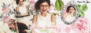 Selena Gomez Turkey by JBZeyneep